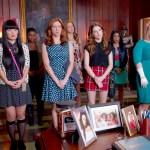 Anna Kendrick, Hailee Steinfeld, Brittany Snow, Anna Camp, Rebel Wilson, Alexis Knapp