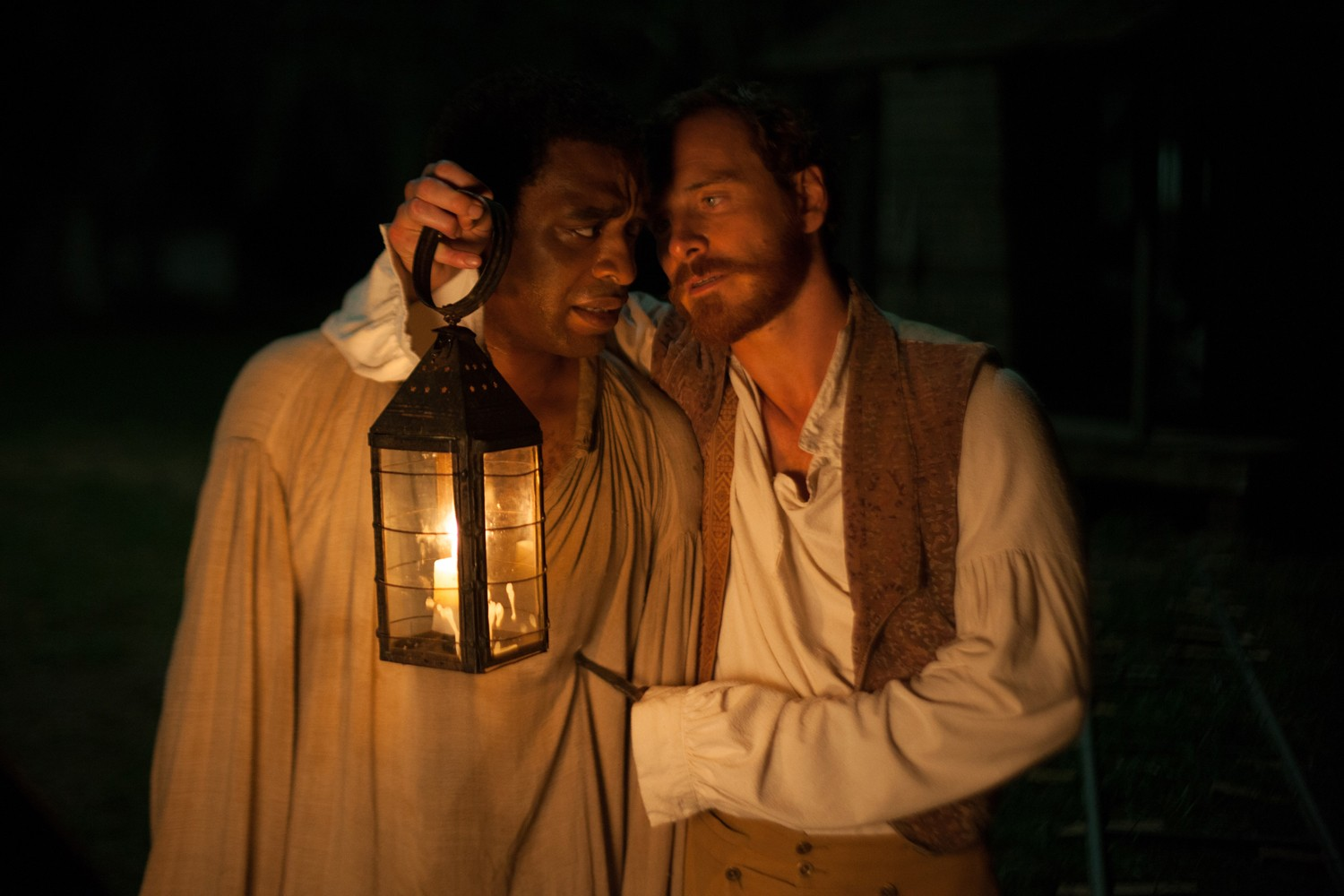 Chiwetel Ejiofor,Michael Fassbender