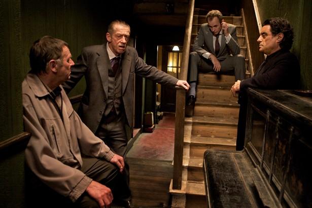 Ian McShane,John Hurt,Tom Wilkinson