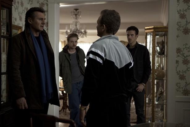 Boyd Holbrook,Dan Stevens,Liam Neeson