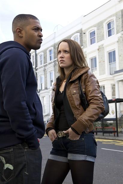 Noel Clarke,Scarlett Alice Johnson