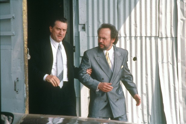 Billy Crystal,Robert De Niro