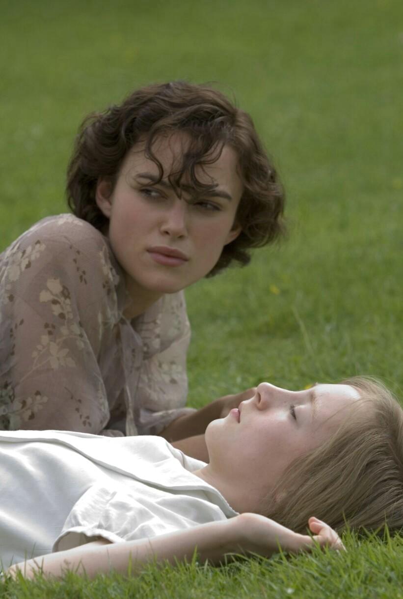 Keira Knightley,Saoirse Ronan