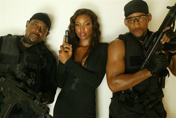 Gabrielle Union,Martin Lawrence,Will Smith