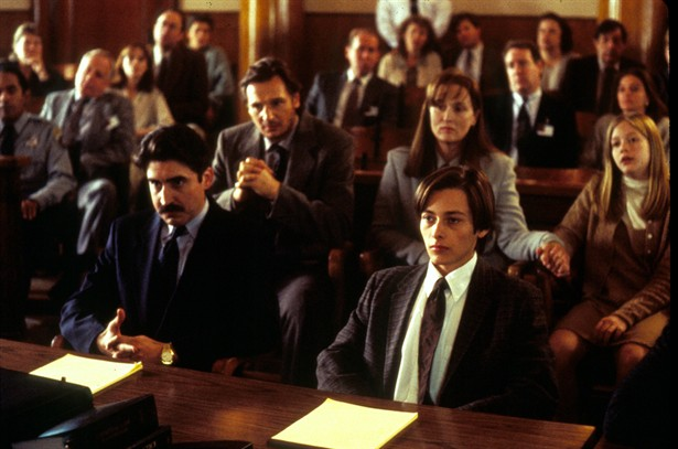 Alfred Molina,Edward Furlong,Liam Neeson,Meryl Streep