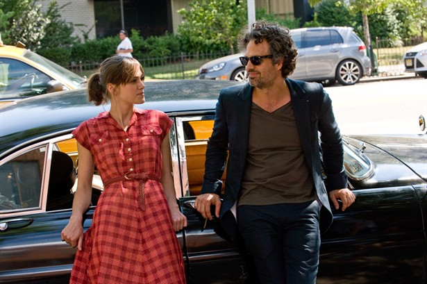 Keira Knightley,Mark Ruffalo