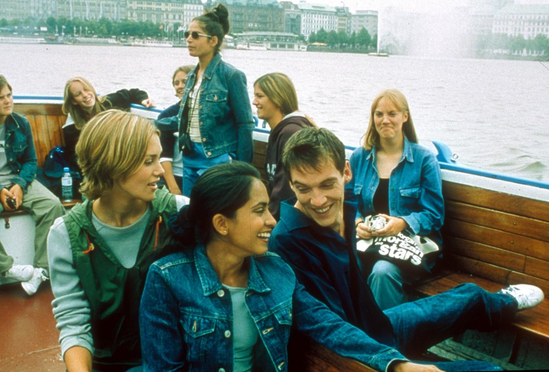 Jonathan Rhys Meyers,Keira Knightley,Parminder K. Nagra