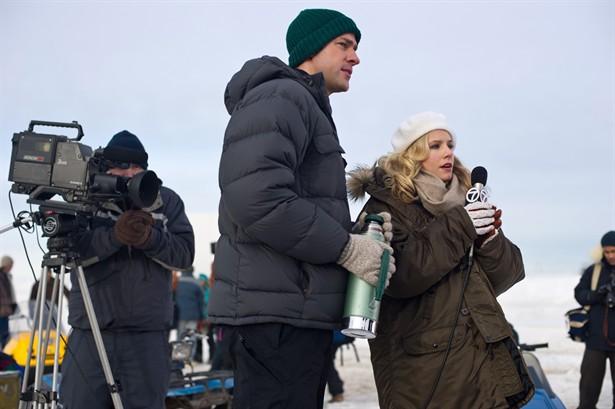 John Krasinski,Kristen Bell