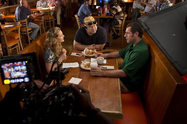 Adam Sandler,Drew Barrymore