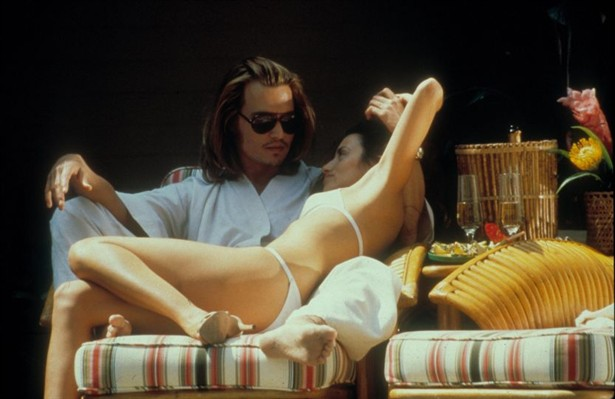 Johnny Depp,Pen Cruz