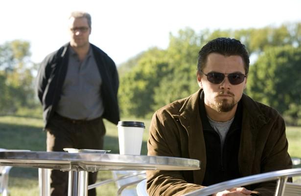 Leonardo DiCaprio,Russell Crowe