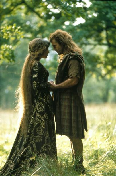 Catherine McCormack,Mel Gibson