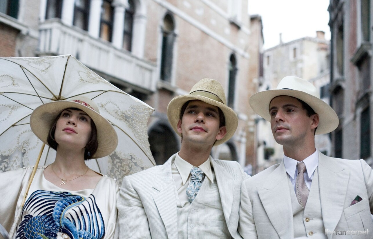 Ben Whishaw,Hayley Atwell,Matthew Goode