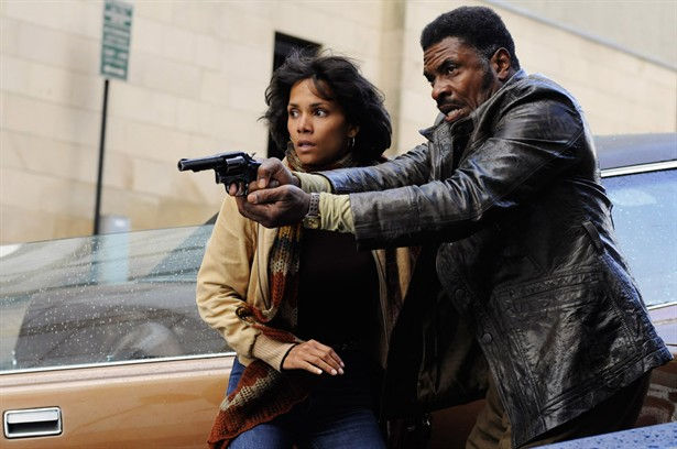 Halle Berry,Keith David