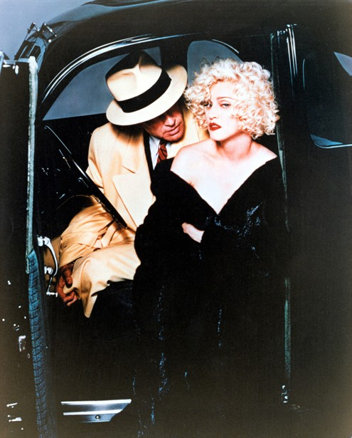Madonna Ciccone,Warren Beatty