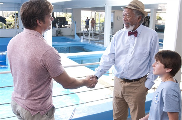 Harry Connick Jr.,Morgan Freeman,Nathan Gamble