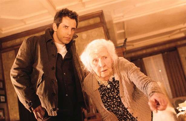 Ben Stiller,Eileen Essell