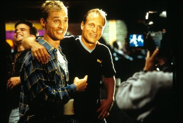 Matthew McConaughey,Woody Harrelson