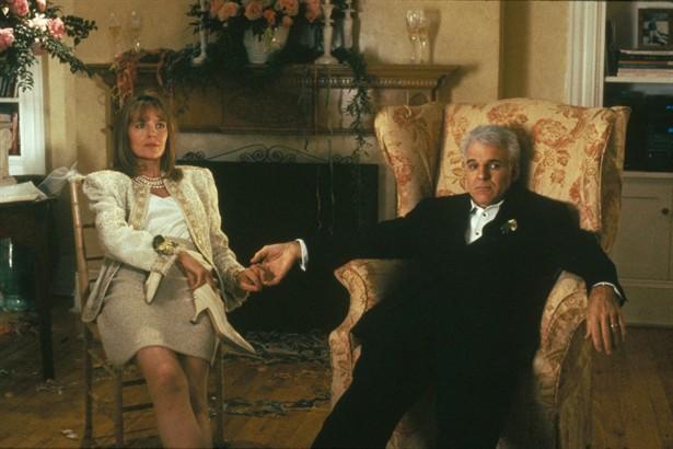 Diane Keaton,Steve Martin