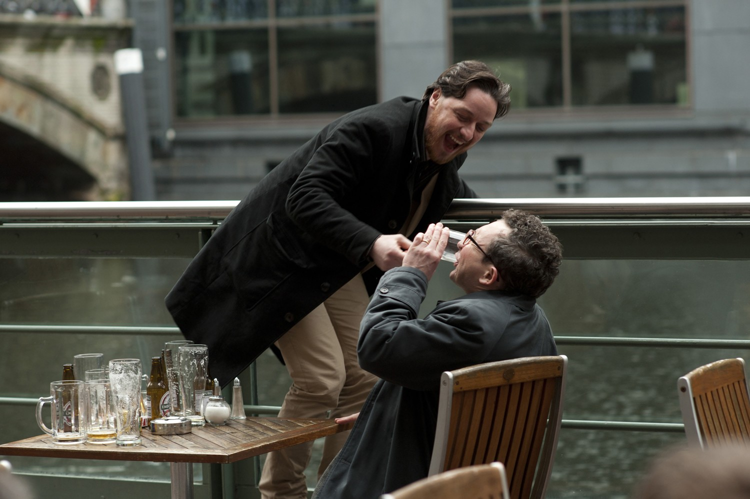 Eddie Marsan,James McAvoy
