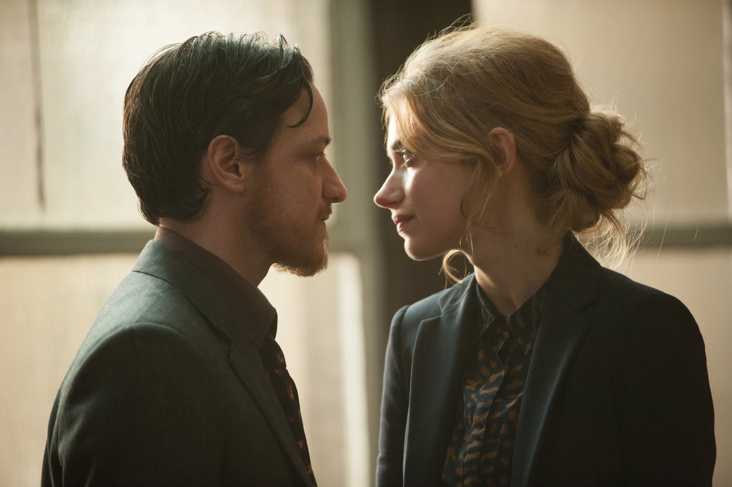 Imogen Poots,James McAvoy