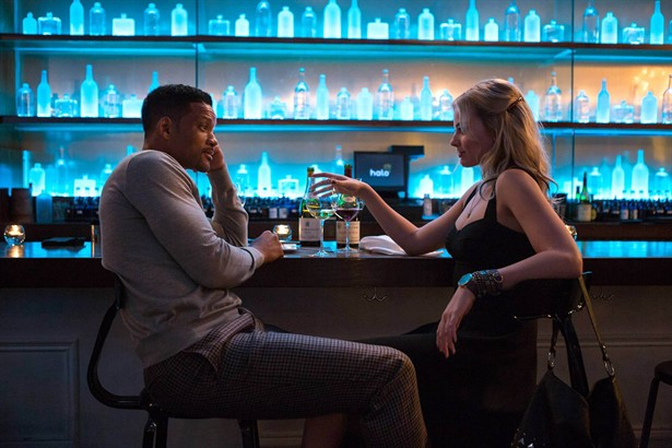 Margot Robbie,Will Smith