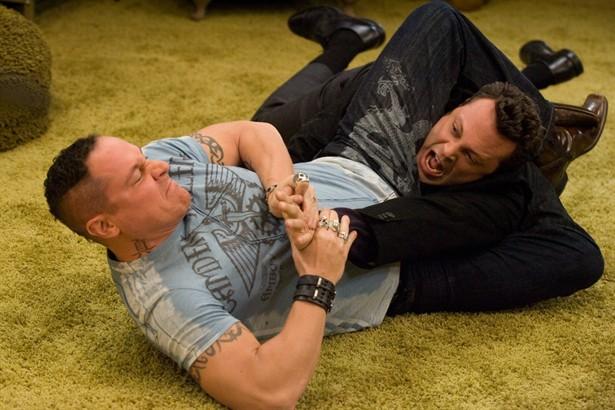 Jon Favreau,Vince Vaughn
