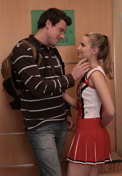 Cory Monteith,Dianna Agron