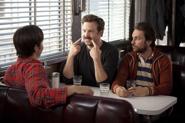 Charlie Day,Jason Sudeikis,Justin Long