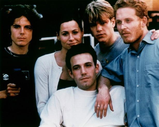 Ben Affleck,Casey Affleck,Cole Hauser,Matt Damon,Minnie Driver