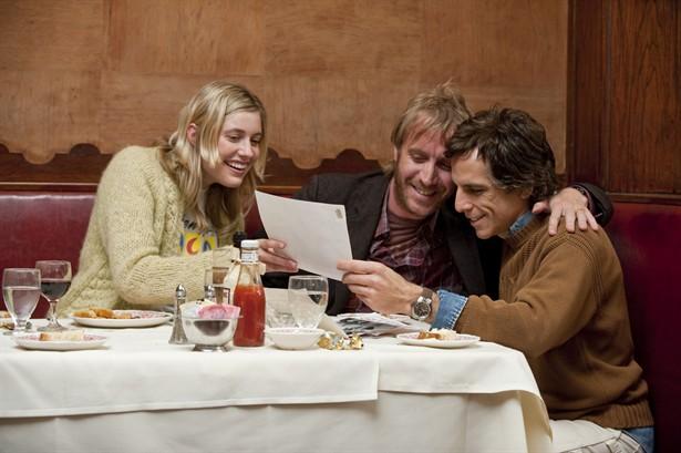 Ben Stiller,Greta Gerwig,Rhys Ifans