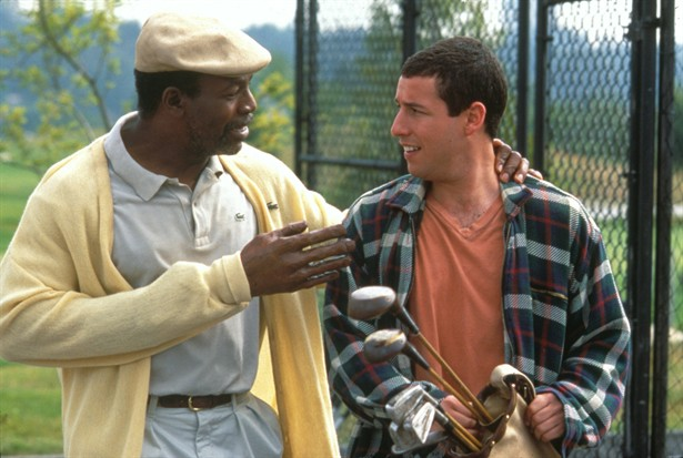 Adam Sandler,Carl Weathers