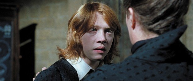 Maggie Smith,Rupert Grint
