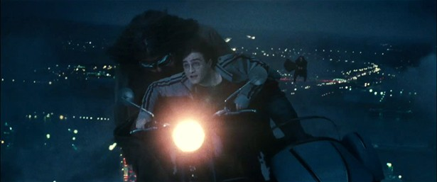Daniel Radcliffe,Robbie Coltrane