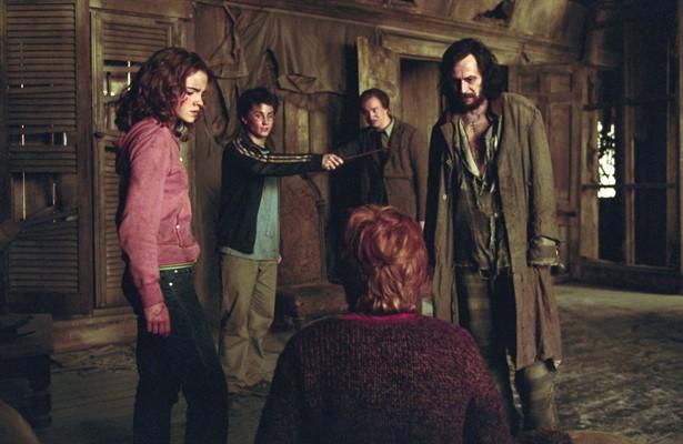 Daniel Radcliffe,David Thewlis,Emma Watson,Gary Oldman,Rupert Grint