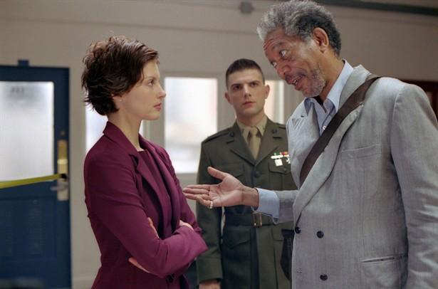 Adam Scott,Ashley Judd,Morgan Freeman