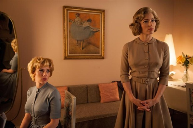 Jessica Biel,Scarlett Johansson