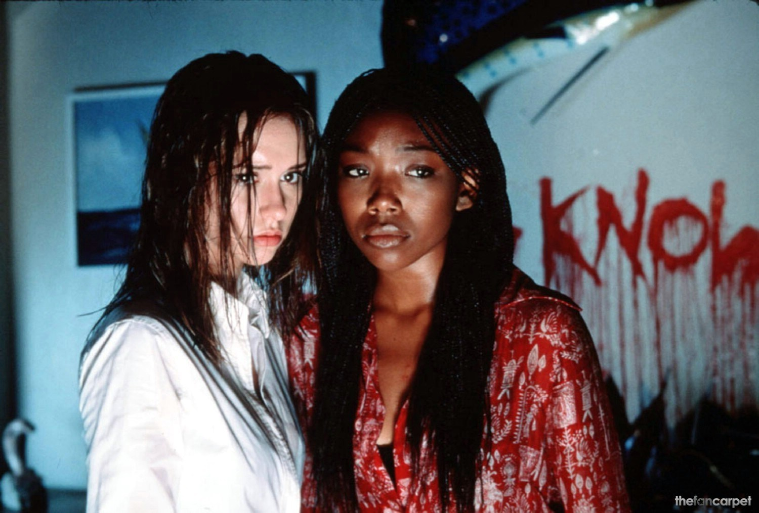 Brandy Norwood,Jennifer Love Hewitt