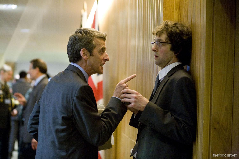 Chris Addison,Peter Capaldi