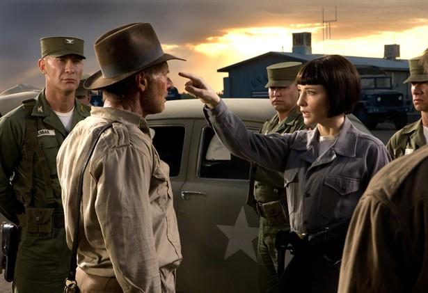 Cate Blanchett,Harrison Ford