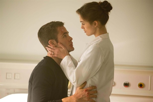 Chris Pine,Keira Knightley