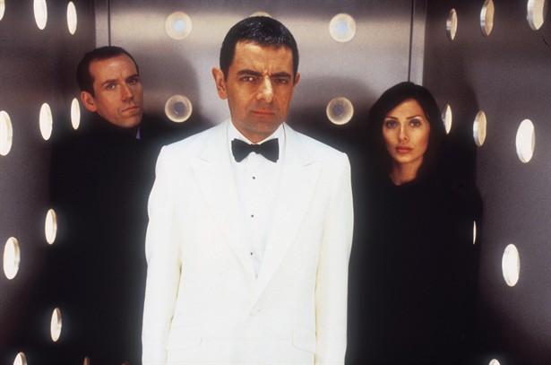 Ben Miller,Natalie Imbruglia,Rowan Atkinson