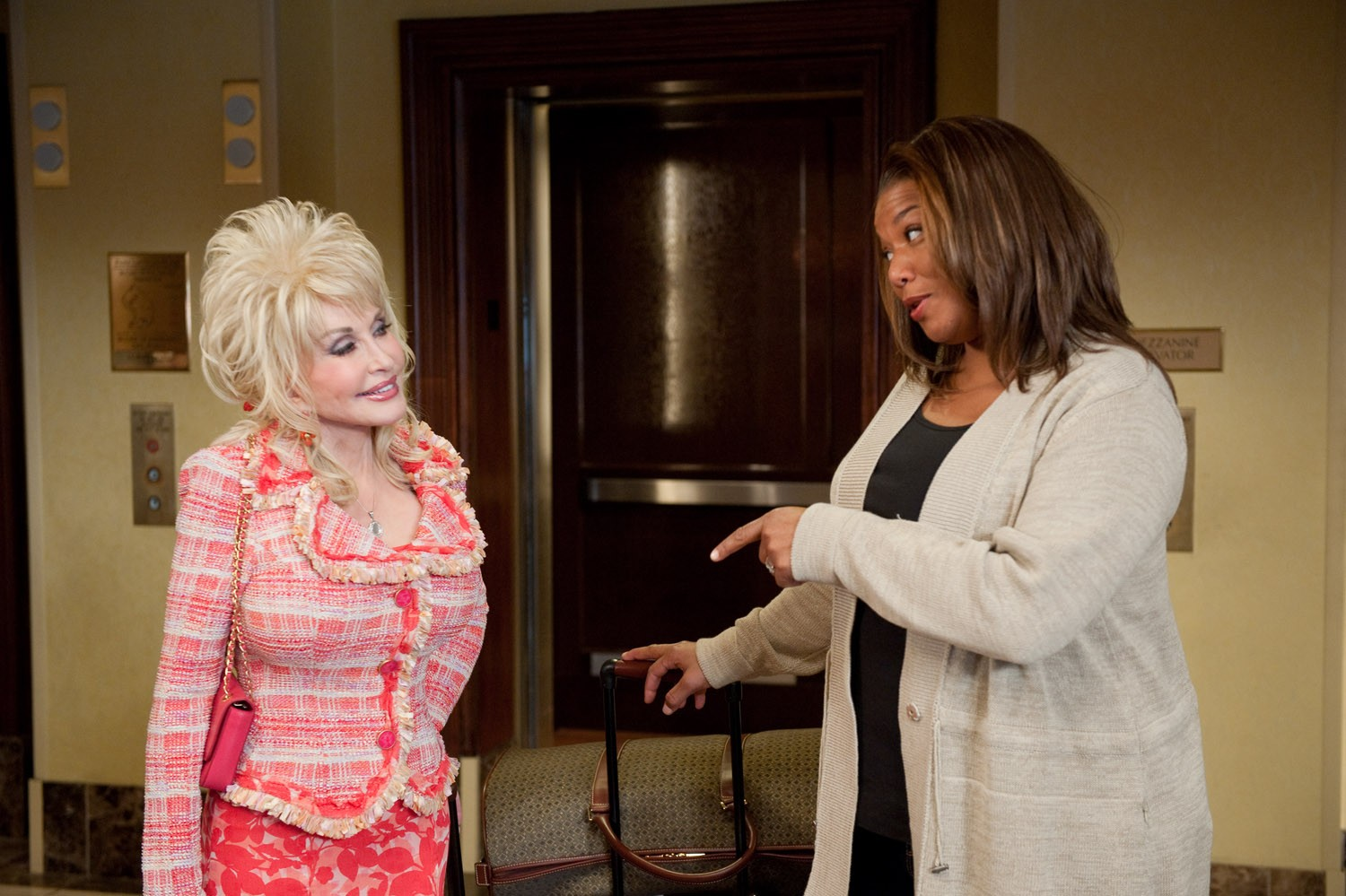 Dolly Parton,Queen Latifah