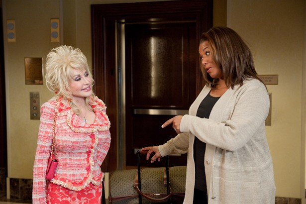 Dolly Parton,Queen Latifah