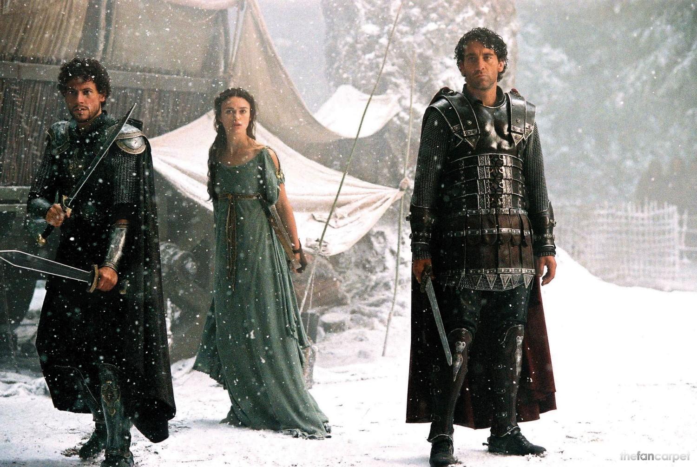 Clive Owen,Ioan Gruffudd,Keira Knightley