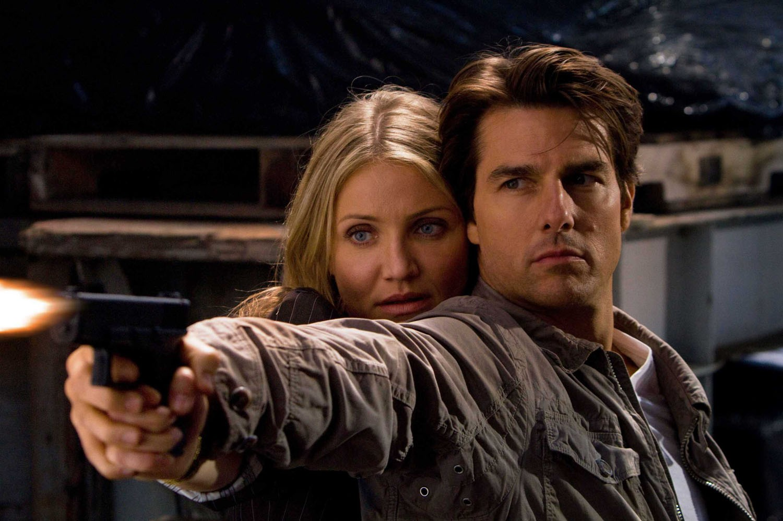 Cameron Diaz,Tom Cruise