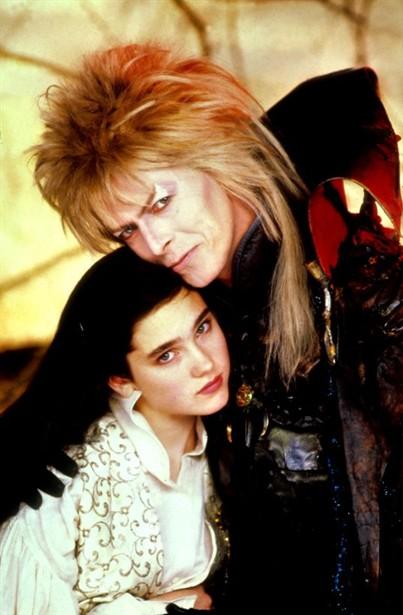 David Bowie,Jennifer Connelly