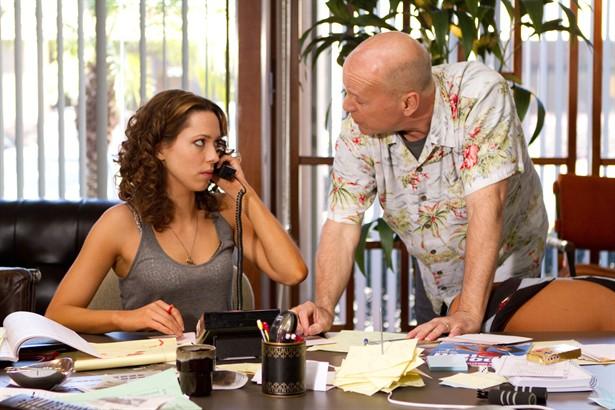 Bruce Willis,Rebecca Hall