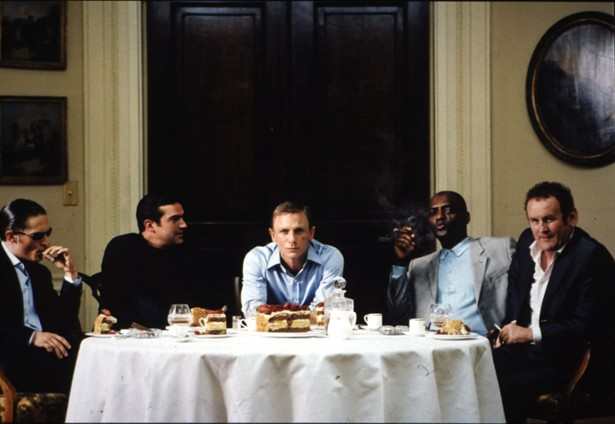Colm Meaney,Daniel Craig,George Harris,Tamer Hassan