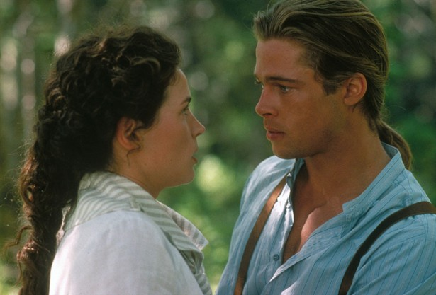 Brad Pitt,Julia Ormond